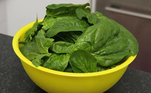 春季吃菠菜十大养生功效