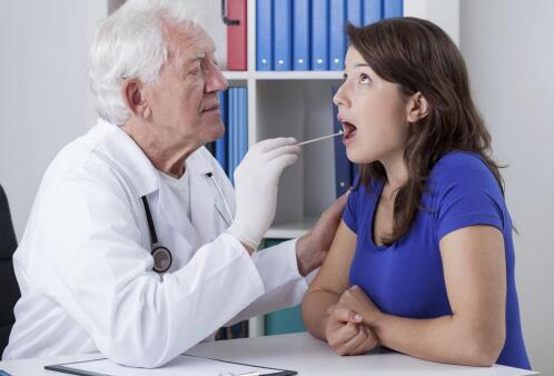 急性咽炎、慢性咽炎